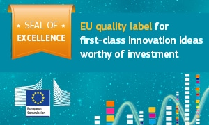 EU quality label seal of excellence