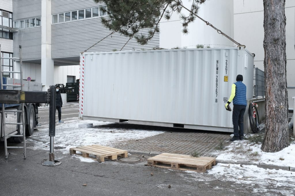 STABL Container