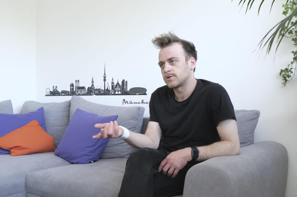 Markus Interview STABL and Corona