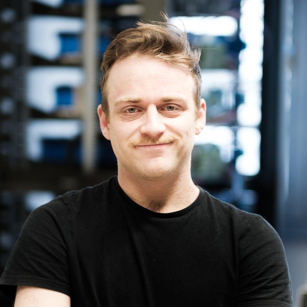Markus Förstl, Head of Business Development
